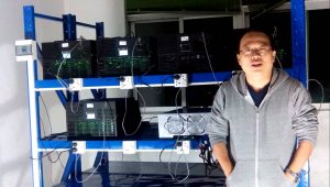 создатель Bitcoin Gold  Джек Ляо